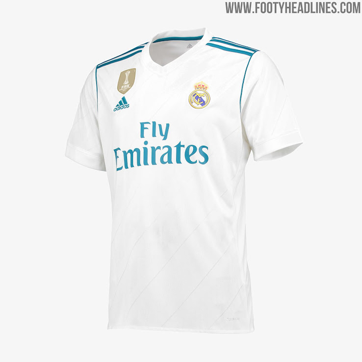 0bede1aa Real Madrid 2018 Champions League Winners Tee & Collection Released ...