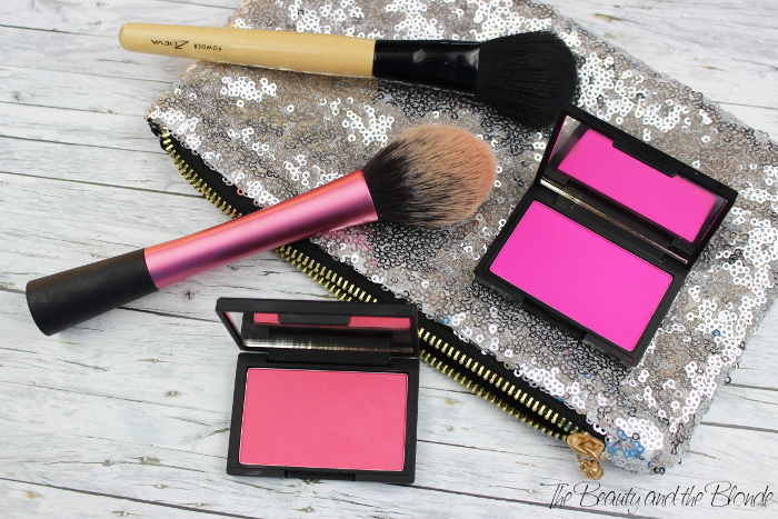 7 Shades of Pink Blushes: Sleek Flamingo und Sleek Santorini