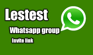 Latest Whatsapp Group Invite Links
