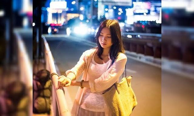 wanita cantik jepang