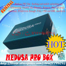 Medusa Pro Box Software All Versions Full Crack Setup With Driver Free Downloaded