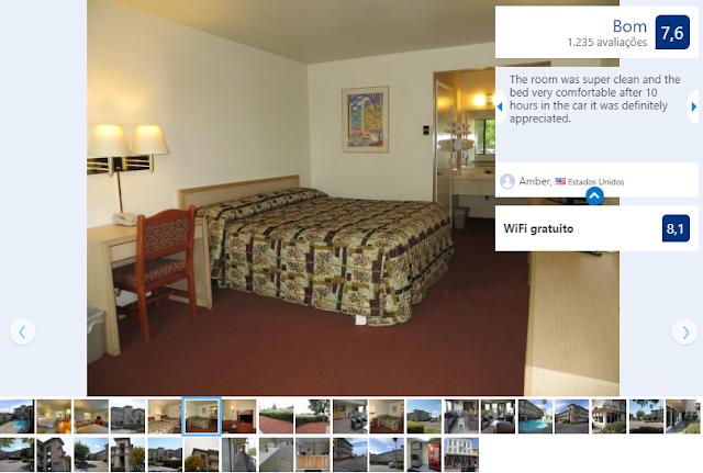 Hotel Good Nite Inn Sacramento para ficar em Sacramento