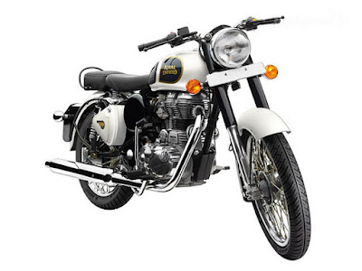 Royal Enfield Classic 350 front side look HD