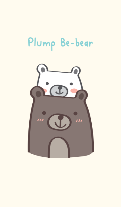 Plump Be-bear
