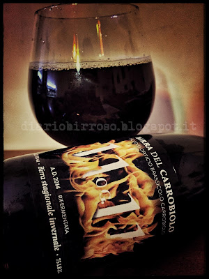 Birra del Carrobiolo O.G. 1111 birra recensione diario birroso blog birra artigianale