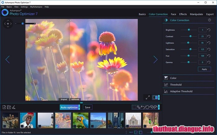 Download Ashampoo Photo Optimizer 7.0.3.4 Full Cr@ck