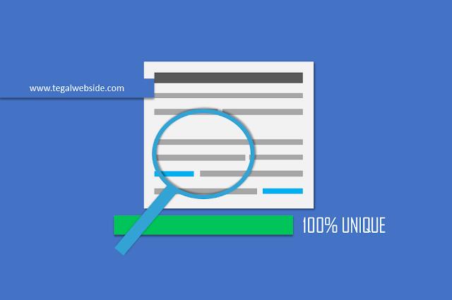 3 Cara Cek Artikel Blog Unique atau Copas