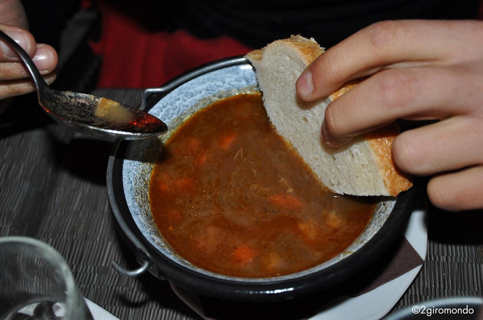 2giromondo Cucina Ungherese Gulasch a volont