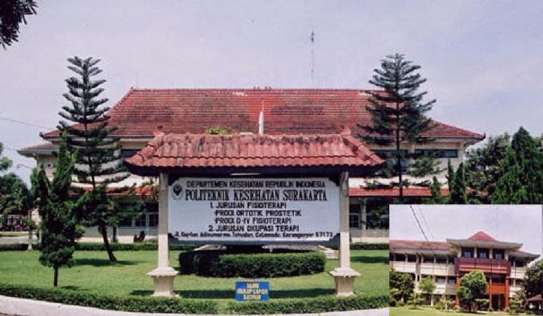 PENERIMAAN MAHASISWA BARU (POLTEKKES SURAKARTA) 2018-2019 POLITEKNIK KESEHATAN SURAKARTA