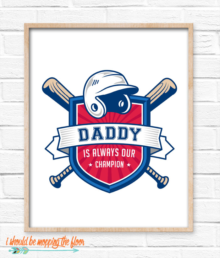 Father's Day Printable Gifts