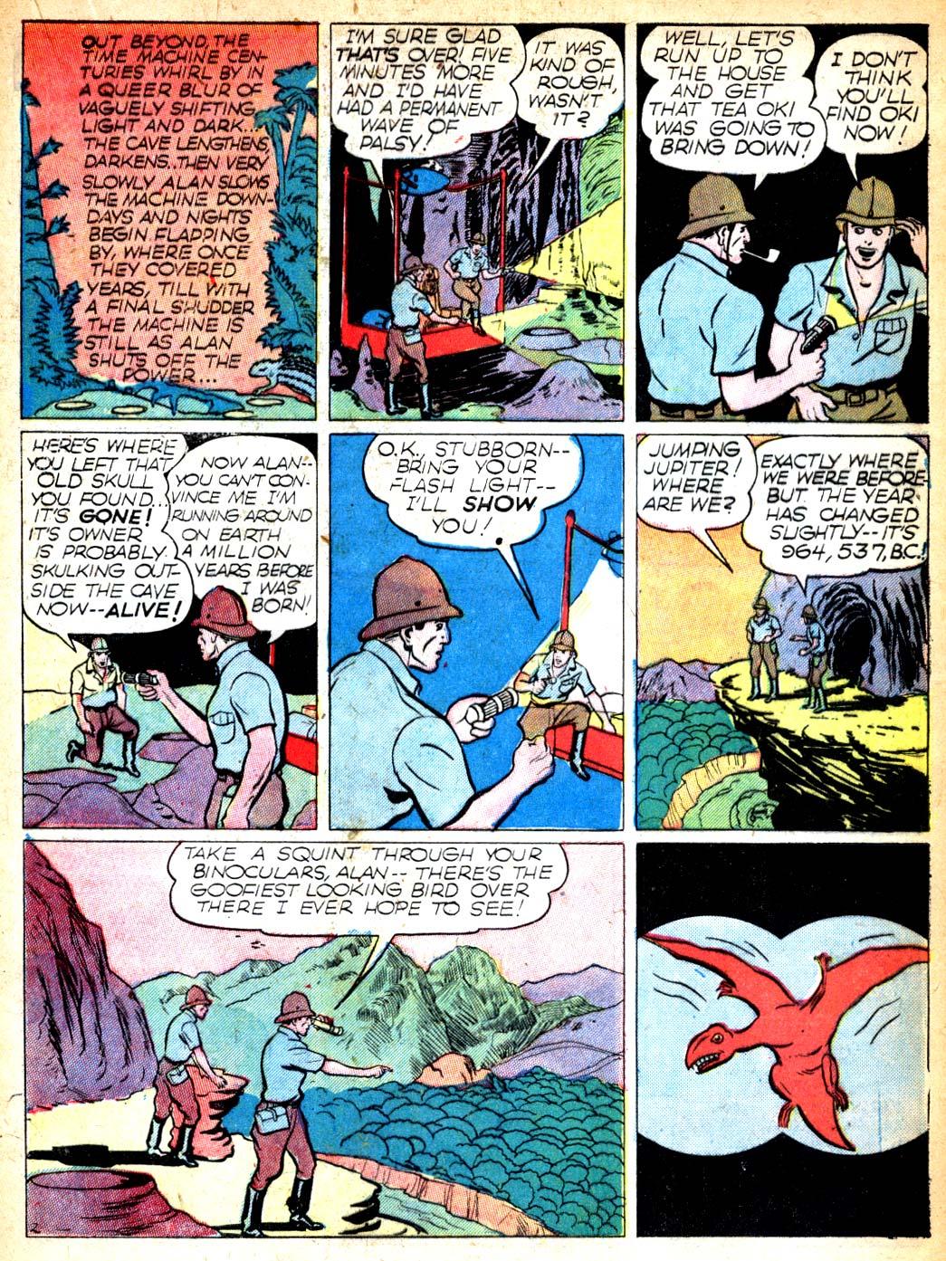 Read online All-American Comics (1939) comic -  Issue #9 - 33
