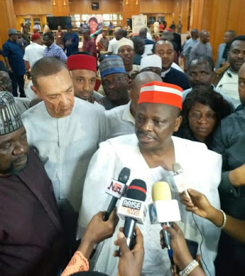 Day Of Fear, Confusion At National Assembly (Full Details)