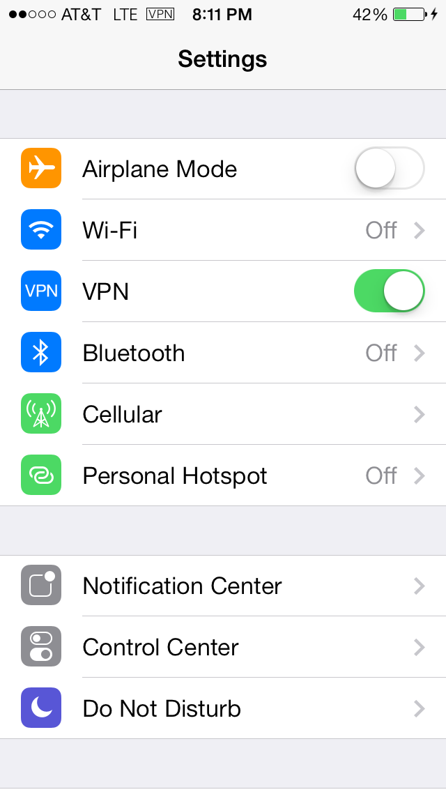 How Do I Get Vpn On My Iphone