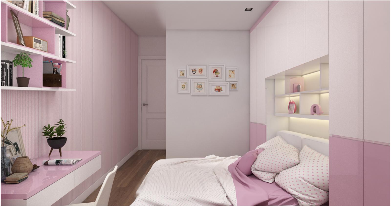 Phòng trẻ nhỏ dự án Imperial Plaza