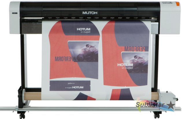Mutoh RJ900X Sublimation Printer