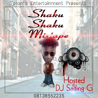 [Mixtape] Dj Saging G - Shaku Shaku Mixtape