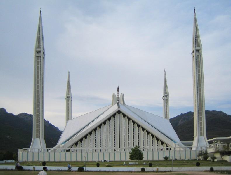 Faisal Mosque Pakistan Wallpapers All About Pakistan