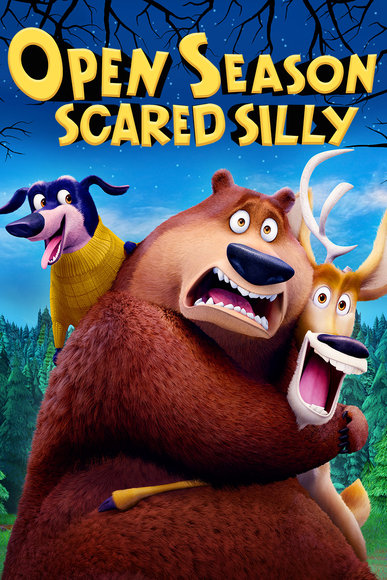 Download Film Open Season Scared Silly (2016) Subtitle Indonesia