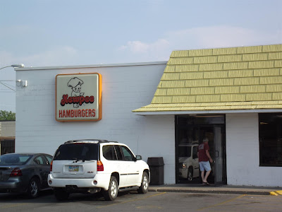 Kewpee Burger Lima, Ohio (located on Bellefontaine Ave./309 west of Interstate 75, take exit 125)