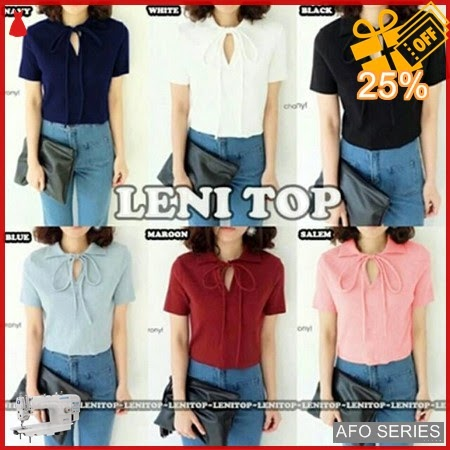 AFO039 Model Fashion Leni Top LD 80 P Murah BMGShop