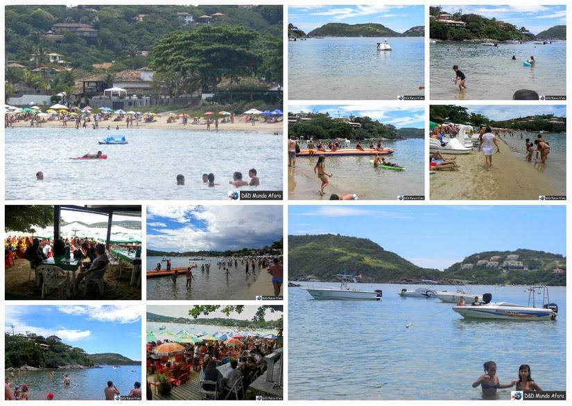 Roteiro de 1 dia em Búzios (Rio de Janeiro)