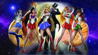 Gambar Sailor Moon