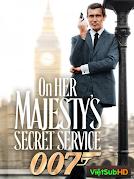 Điệp Viên 007: Điệp Vụ Nữ Hoàng