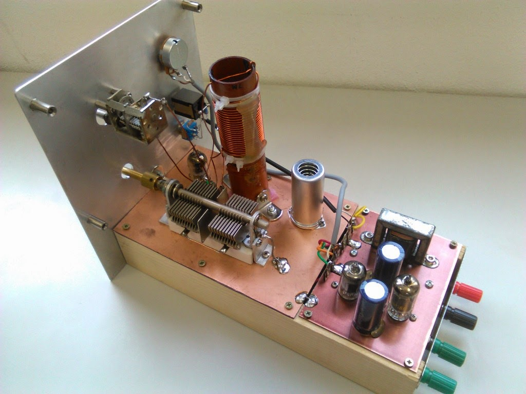 The Coil Details Are Presented In The Fm Receiver Circuit