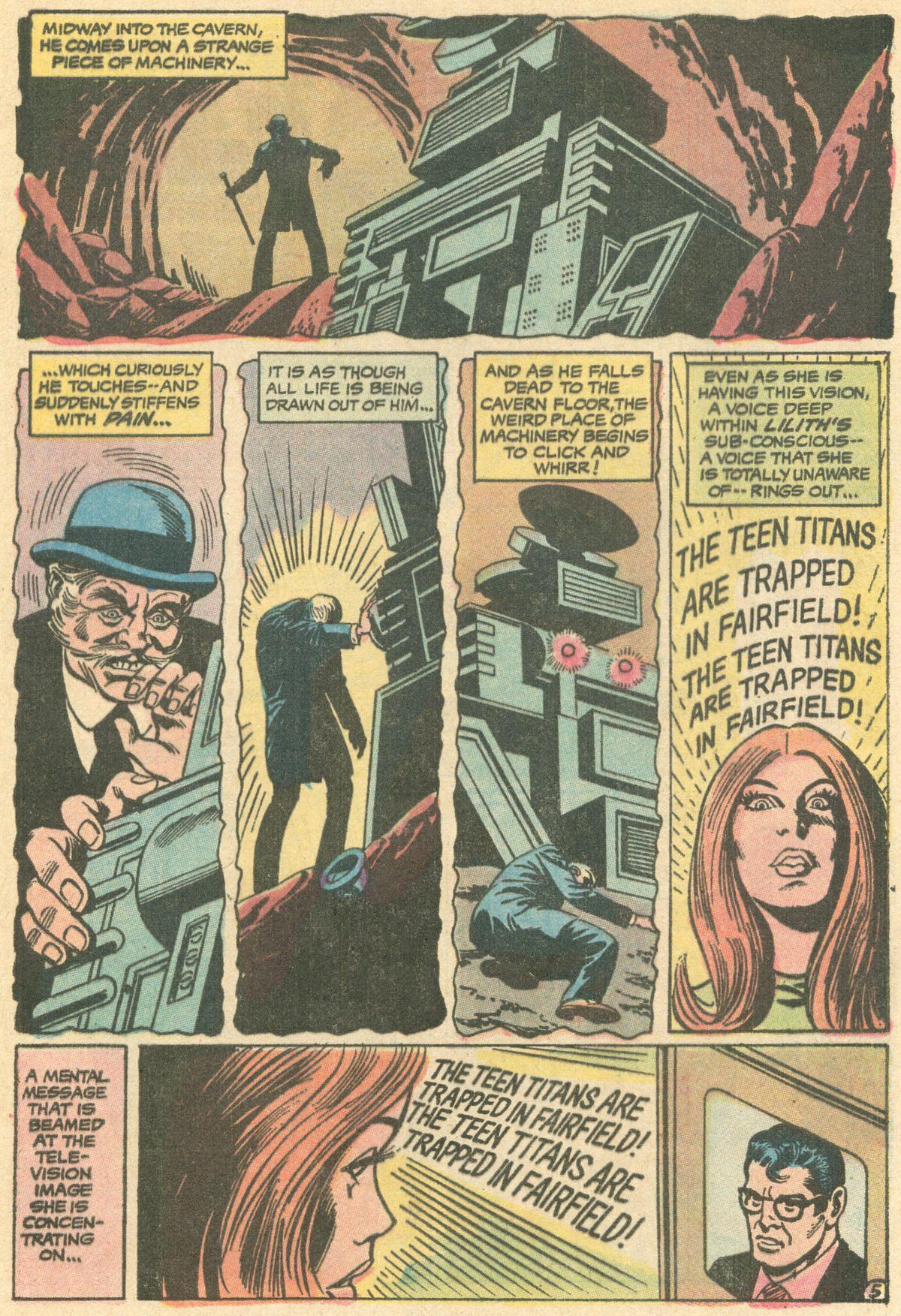 Read online World's Finest Comics comic -  Issue #205 - 7