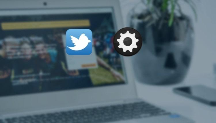 Twitter feed widgets blogger पर कैसे add करे