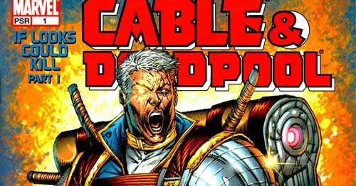 Cómic Souls: Cable y Deadpool [50/50] +Cable & Deadpool ...