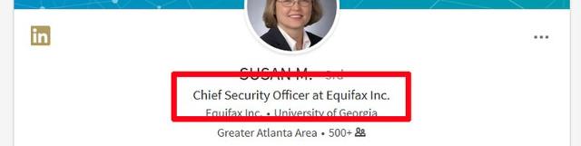 EQUIFAX: You Had One Job
