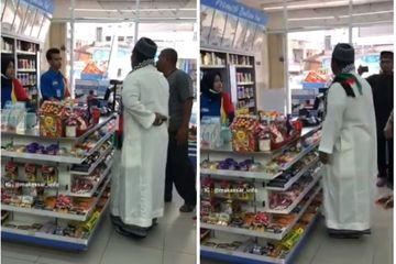 Tak Terima Diberi Sumbangan Rp 1000, Pria Ini Mengamuk di Minimarket