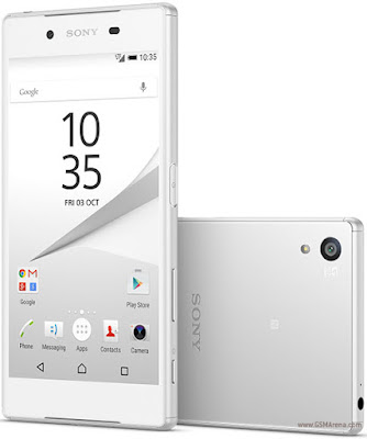 مواصفات وسعر الهاتف Sony Xperia Z5 Dual بالصور
