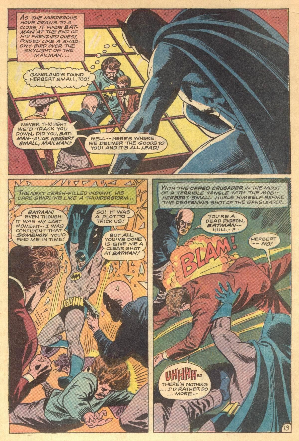 Detective Comics (1937) 385 Page 16
