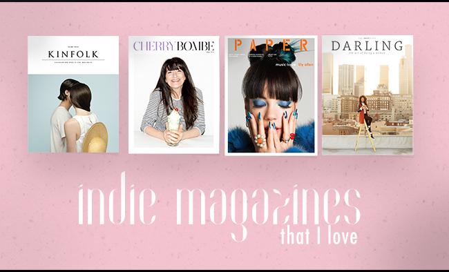 Kinfolk Cherry Bombe Paper Darling Magazines
