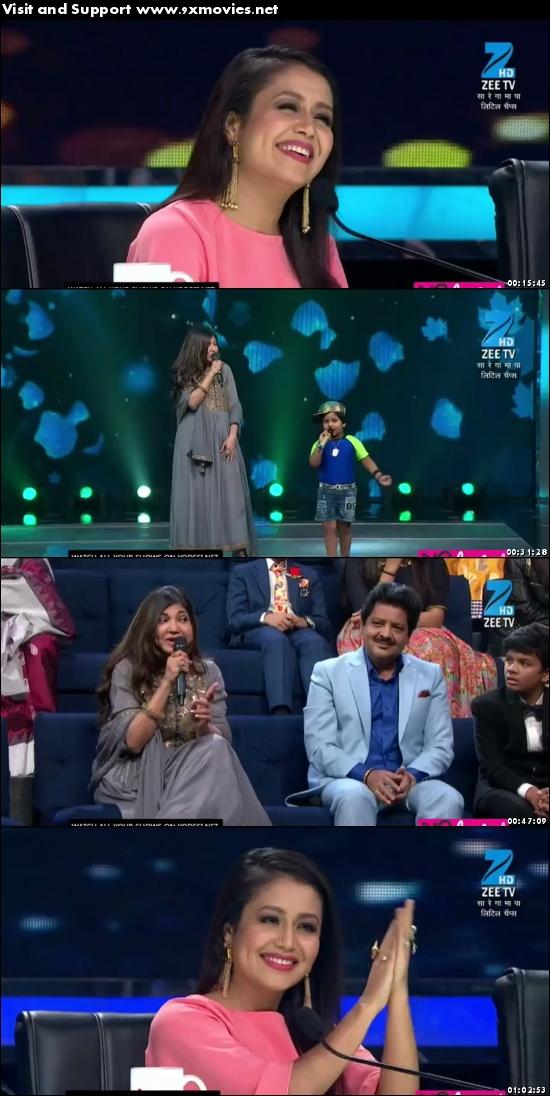 Sa Re Ga Ma Pa Lil Champs 22 April 2017 HDTV 480p