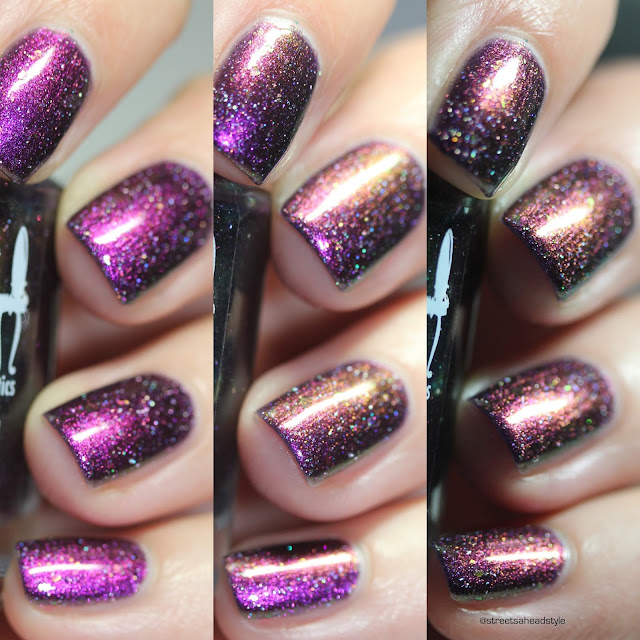 Girly Bits Zed swatch by Streets Ahead Style