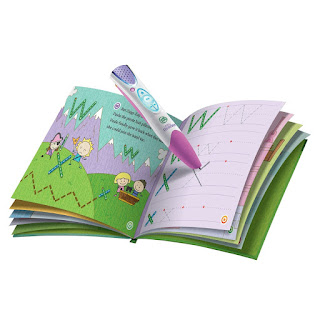independent tutor to read and write (for kids) Leapfrog LeapReader Pink / Green £21.79