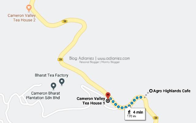 Holiday Cameron Highlands   Cameron Valley Tea House 1