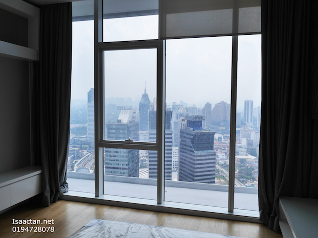 KL Tower / KLCC View from your bedroom