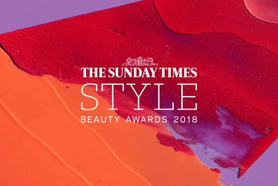 The Sunday Times Style Beauty Awards 2018