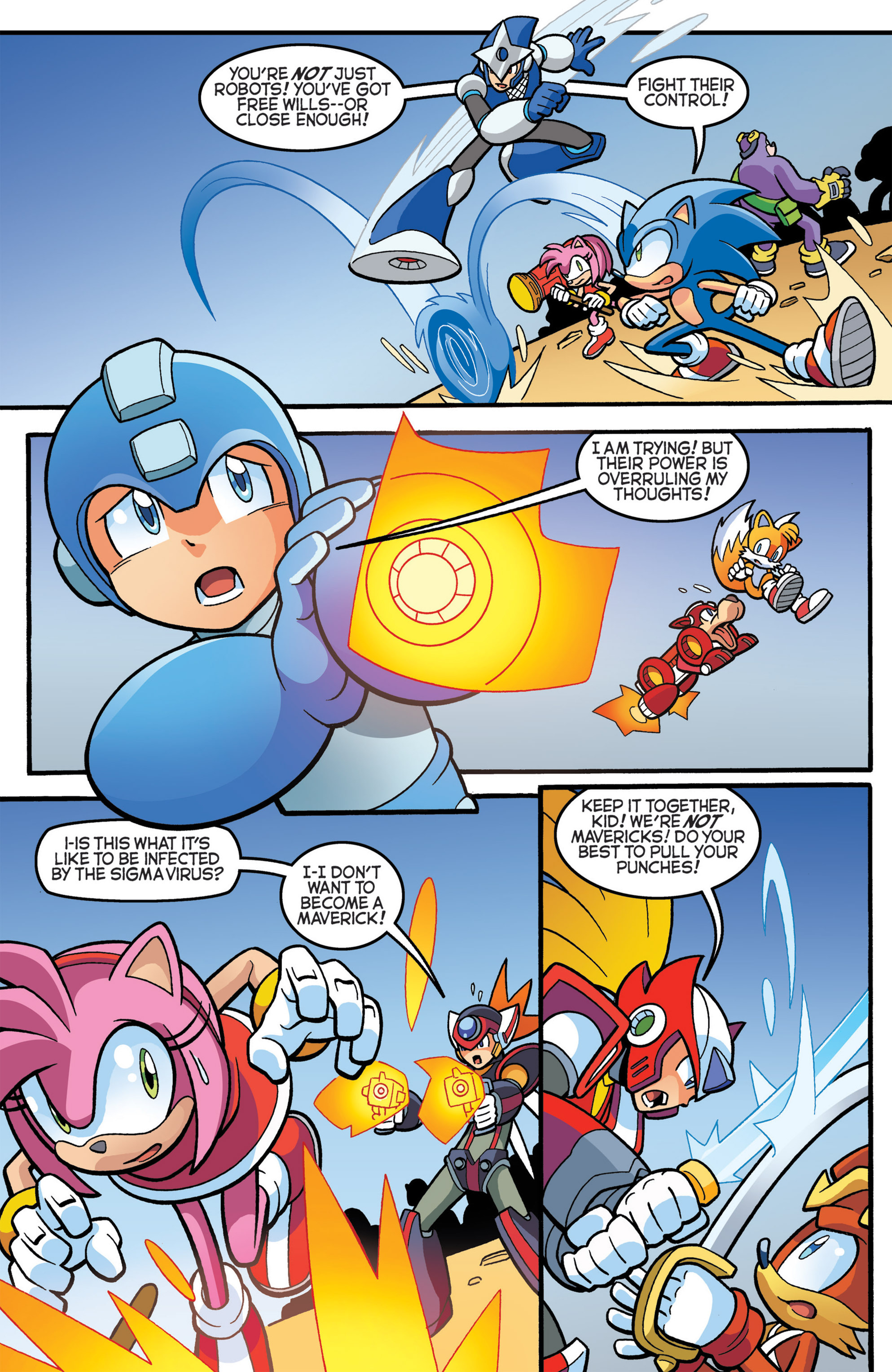 Read online Sonic The Hedgehog comic -  Issue #274 - 5