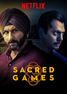 Sacred Games (2018) Season 1 Hindi Web Series Complete | 480p | 720p