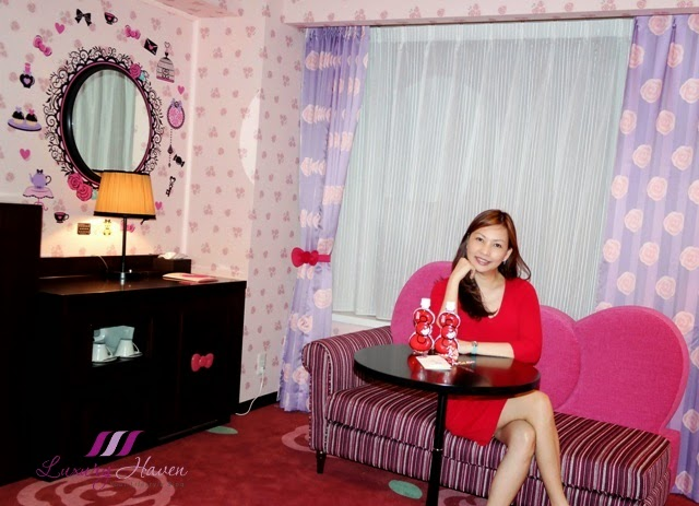 singapore blogger reviews keio plaza princess kitty rooms