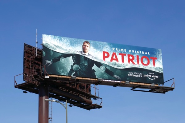 Patriot season 2 billboard