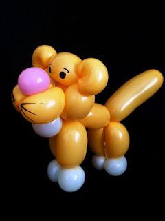 Gambar Balon Karakter Puppy_Anak Anjing Lucu_Balloon Character Puppy_14