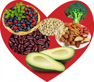 Top 5 Foods For Heart Health