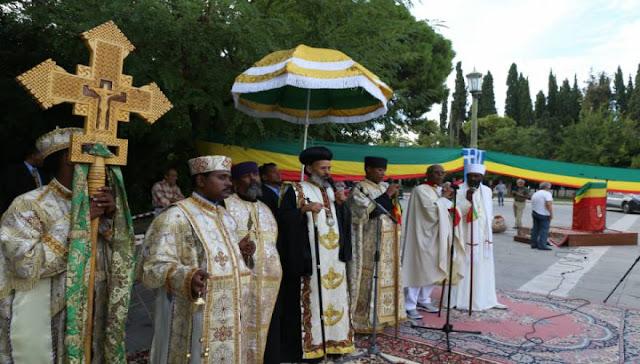 ΓΙΑΤΙ στην Ελλάδα έρχονται μόνο Σουνίτες Μουσουλμάνοι και όχι Χριστιανοί Αιθίοπες;