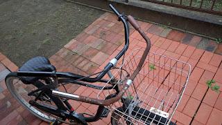 自転車 ハンドルバー 交換